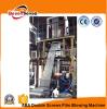 ABA-Koextrusion HDPE-LDPE-Träger-Beutel-Film-durchbrennenmaschine
