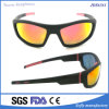 Haut de la qualité de la marque de mode des lunettes de soleil polarisées pour le cyclisme de l'exécution
