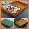 Curso de bambu de chá de Kung Fu de cerâmica