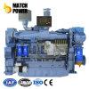 최고 가격 Weichai 350HP 바다 엔진 Steyr 배 엔진 258kw