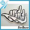 3 D в силу сильной стерео чувства жестами наклейку