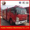 3、000リットルか800ガロンの消火活動のトラック