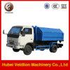 6ton、6m3、6cbm 120HP Garbage Truck