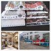 De plastic Lijn van de Productie van de Steen van pvc Marmeren voor de Decoratie van het Comité van de Muur