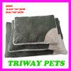 Chien de velours souple et confortable coussin (WY1610131-2A/B)