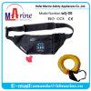 Cinturão de segurança pneumático automático com cinturão de segurança profissional Vest Pouch Pack Sup Pfd