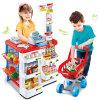 O presente do brinquedo dos miúdos finge o brinquedo do supermercado do brinquedo do jogo (H6977067)