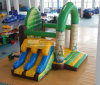 Beifall Amusement Jungle Bouncer mit Slides