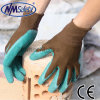 Nmsafety Модные Сад безопасности перчатки латексные перчатки