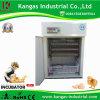Incubateur automatique d'oeuf de caille des prix spéciaux (KP-4)