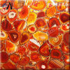 Agate rosso Slab per Home Decoration