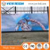 Fábrica de alta calidad SMD LED al aire libre grande a todo color que hace publicidad de la tarjeta
