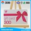 プラスチックMembership/VIP/Discountのバーコードのギフトのカード