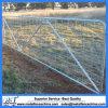 熱浸された電流を通されたNの波カッコの金網の農場のゲートのパネル