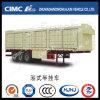Semi-reboque Cimc Huajun Van com barra de cortina