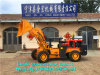 2 tonnellate della fabbrica di prezzi diretti della parte anteriore di estrazione mineraria di caricatore della rotella con Ce hanno approvato