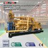 Geradores aprovados 10kw-5MW do gás natural do Ce da potência do motor
