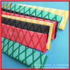 Tubo strutturato antisdrucciolevole di vendita caldo dello Shrink di calore