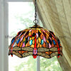 Lampada Pendant di Househod Mordern Tiffany (TP12035)