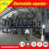 De Machine van de Verwerking van de Mijnbouw van Zircon van de elektrostatische Separator voor Zwaar Mineraal Zand in Indonesië
