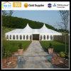 Evento espacio libre personalizados de lujo parte Wedgazebo impermeable Marquesina Jardín evento de boda baratos Outdor clara Span Carpa PVC parte Guangzhou 15x30m tienda de la pared de ABS