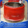 Gray Iron Volvo Brake Drum 1584132 for BPW Hino