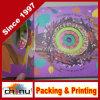 Книжное производство фотоего изготовленный на заказ Hardback полного цвета смещенное (550091)