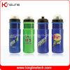 Пластиковый спорта бутылка воды, пластиковые бутылки спорта, 700 мл спорта расширительного бачка (KL-6715)