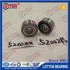 De doble hilera de contacto angular los rodamientos de bolas 5200-2RS 5200 Zz