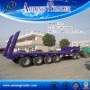 Конкурентоспособной цены 3 Axles 80t низкий кровати трейлер Semi