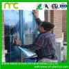 Голубая поверхностная защитная пленка для стекла окна