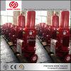 Bomba de água para a luta contra o incêndio com o tanque de pressão constante