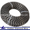 Concrete reforçado Diamond Rope para Cutting