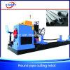 Machine de découpage lourde attrayante et durable de plasma de commande numérique par ordinateur pour la pipe en acier