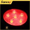 4  lumière rouge de travail de LED 18W LED pour le tracteur