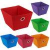 Não Woven Cardboard Storage Box com Handle