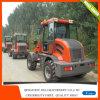 Zl08 de MiniTractor van de Landbouw van de Lader van het Wiel met de Prijs van Loade van het VoorEind voor Verkoop met Ce