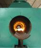 horno del tratamiento térmico/de gas del equipo de fabricación de la carrocería del cilindro de gas de 15kg LPG