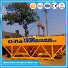 Maquinaria de construcción de procesamiento por lotes por lotes concreta portable de la planta PLD800 para la venta
