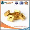 Inserciones de carburo de tungsteno Vcgt Cnmt Snmg