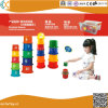 2018 derniers blocs de construction de table en plastique des jouets pour enfants