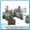 2 Inner Fully Automatic Face Disposable Not Woven Surgical Mask Making Machine