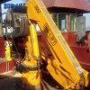 Прибрежных морских судна Гидравлический кран для подъема стрелы поворотного кулака судна