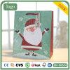 Papierbeutel, Papierbeutel Ho Ho Ho, Geschenk-Papierbeutel des Weihnachtsalten Mannes