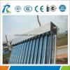 Collettore solare Keymark del condotto termico della valvola elettronica
