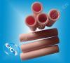 Tubo de cerámica del alto alúmina de la conductividad termal el 99%