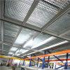 Cremagliera d'acciaio del pavimento di mezzanine di griglia per memoria del magazzino
