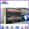 бак для хранения ISO Corrosive HCl 30ton/24000L кисловочный жидкостный