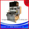 Máquina cortando hidráulica