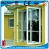 Doppeltes Schärpe-Flügelfenster-Aluminiumfenster mit doppeltem glasig-glänzendem Glas
